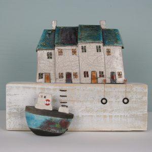 Maisons et cabines